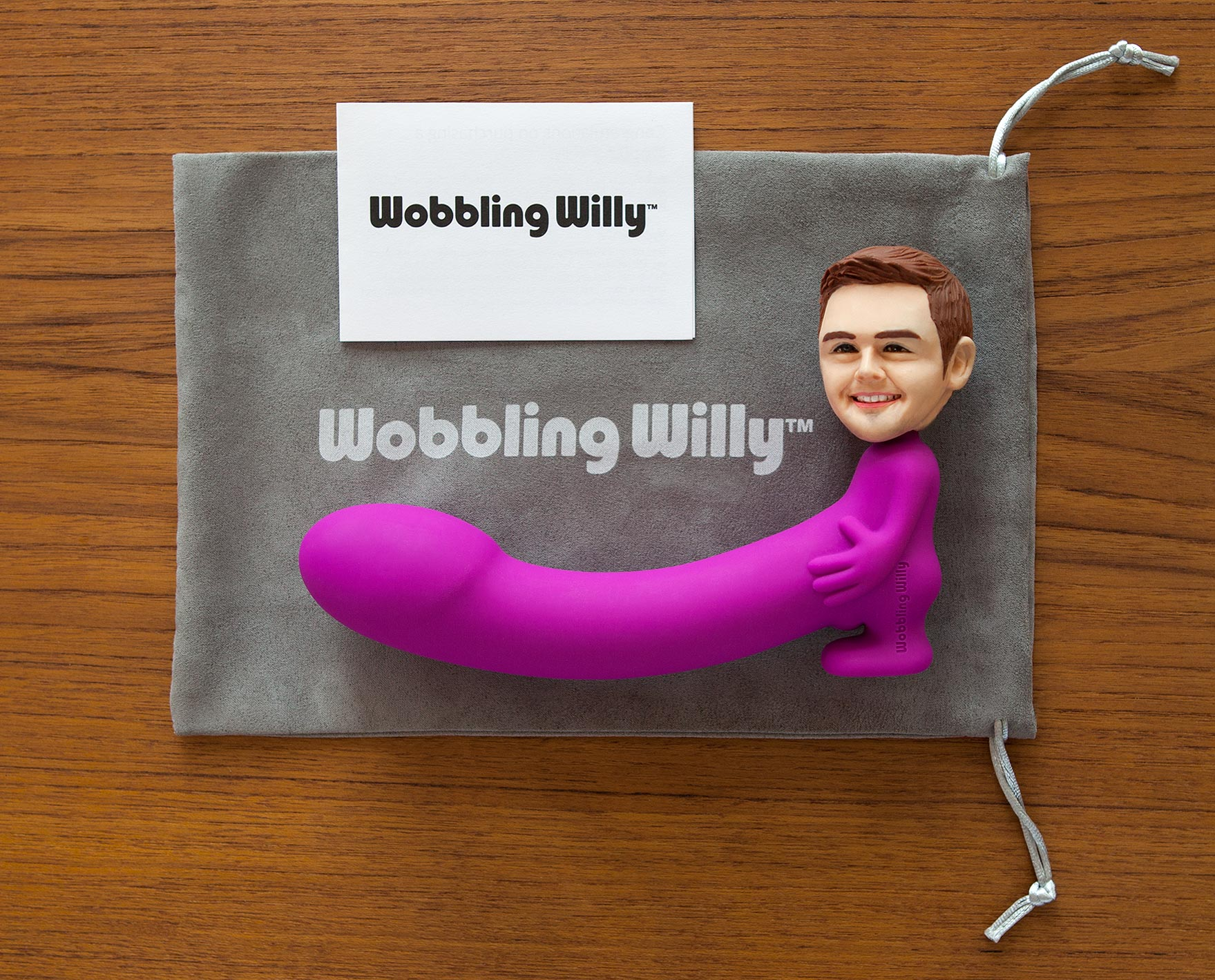 The Wobbling Willy – A great Christmas idea