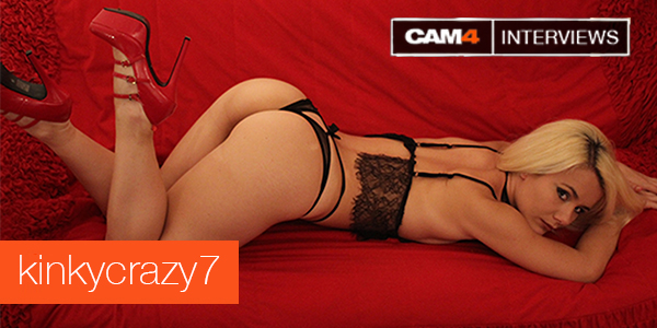 Cam4 Interview with kinkycrazy7