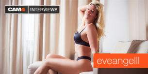Cam4 Interview with VR Girl: eveangelll