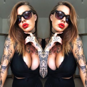 Hot Tattoos and Tits worth clicking for – it's TattsanTits
