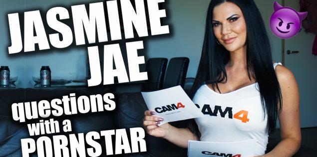 Pornstar Jasmin Jae: Naughty Questions!