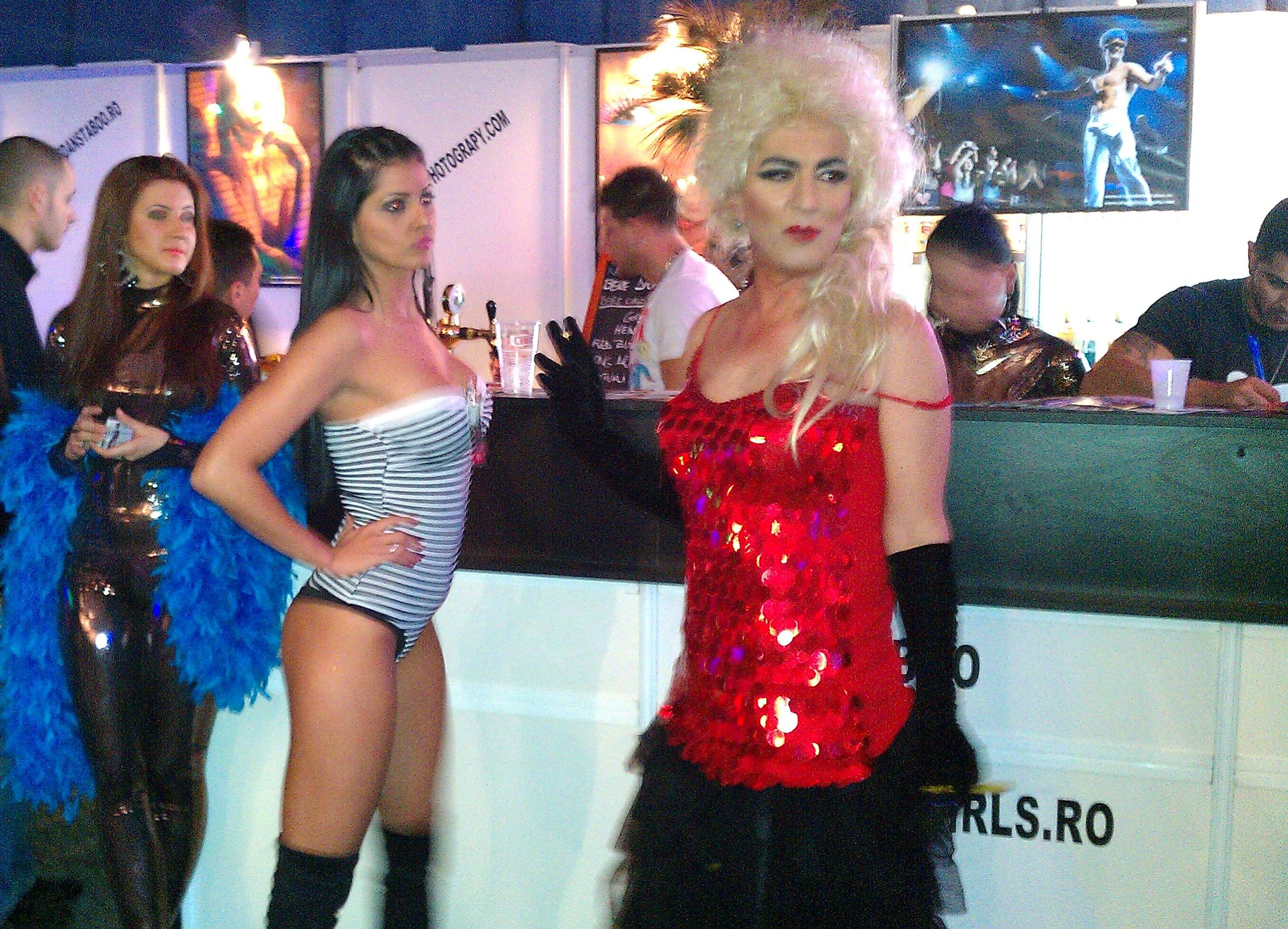 La Reina Mala & Alina Plugaru shemale webcam Cam4