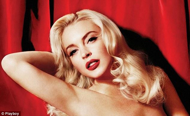 newsch - Lindsay Lohan: Foto-Shooting als Marilyn Monroe
