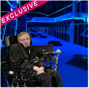 Stephen Hawking Frequents California Sex Club