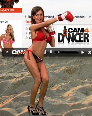 FREE Sex For Your Desktop: Cam4Dancer!