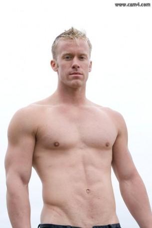 Muscle Boy Of The Day: Travissteel
