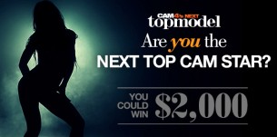 Cam4's Next Top Model Auditions Close Monday September 30th!