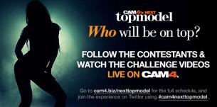 Cam4's Next Top Model: Update & Challenge 2