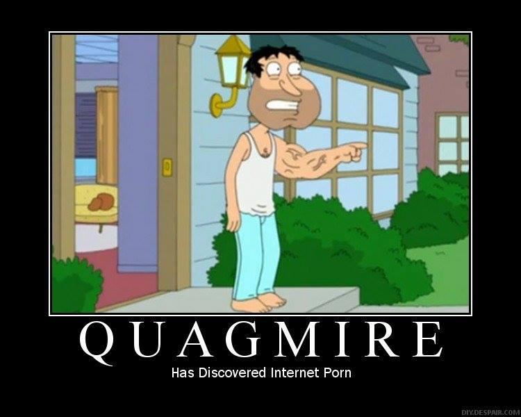 Quagmire Descubre El Porno En