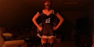 Maid Service on CAM4 with Sissy_Slut95