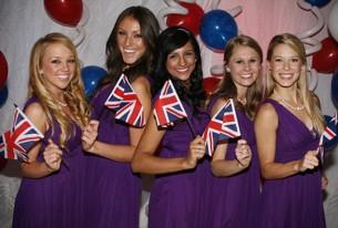 Are You Sluttier than British Girls?