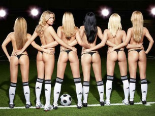 Five Sex Games to Play During the World Cup