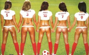 World Cup 2014: Who Has the Best Ass?