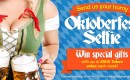 Your Oktoberfest Selfies can Win Tokens! (CONTEST)