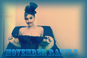 ChemicalGirl's Movember Raffle: Mosista Love!