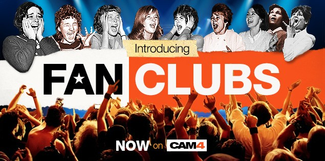 Join a CAM4 Fan Clubs and Support Cam Models Directly!