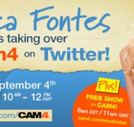 Tweet with Erica Fontes: Friday September 4th