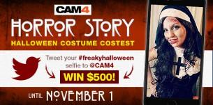 Freaky Halloween Costumes Photos Contest