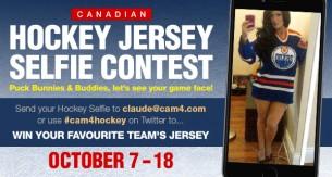 Hockey Pride: Selfie Contest!