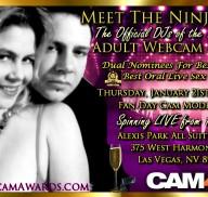 Meet NinjaStarz in Las Vegas at the Adult Webcam Awards