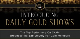CAM4 Gold Shows: January 2016