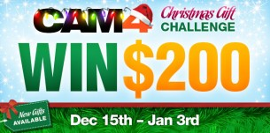CAM4 Magic Christmas Gifting Contest (SIGN-UP)