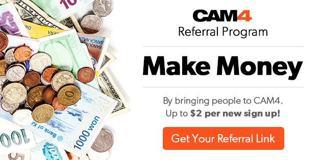 How to Earn More Money with the CAM4 Referral Program