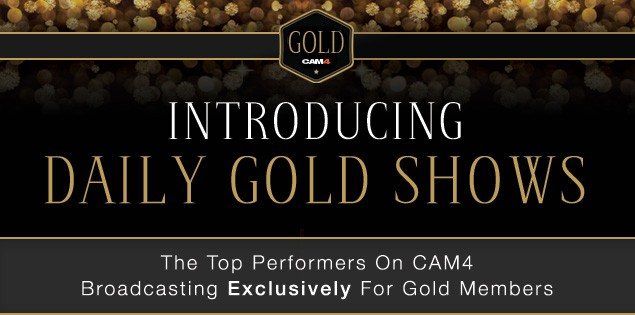 CAM4 Gold Shows: February 2016
