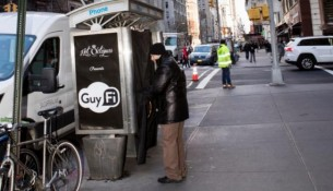 A Masturbation Booth has been Erected in New York