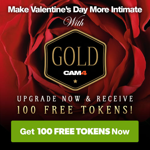 Get 100 Free Tokens With Gold Membership