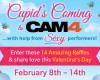 The Seven Cupids of CAM4 are Here!