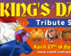 King's Day with Poison Dollz on CAM4