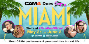 CAM4 Does Miami for CamCon 2016