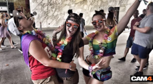 CAM4 does L.A. Pride (PHOTOS)