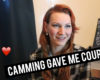 Caitie Rage: Camming Gave Me Courage