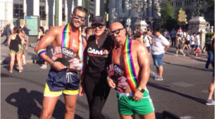 CAM4 Does Madrid Pride: Hot Hot Hot! (PHOTOS)