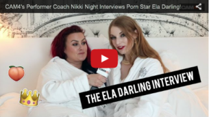 Nikki Night Interviews Ela Darling (VIDEO)