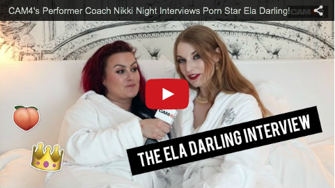 Nikki Night Interviews Ela Darling (VIDEO)
