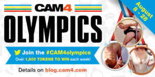 The Best CumShots of the CAM4 Sex Olympics