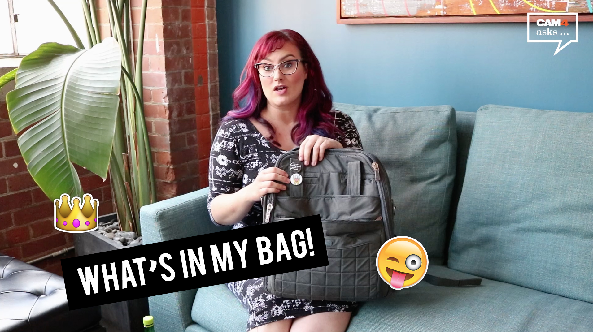 What's in My Bag with Nikki Night (VIDEO)