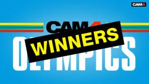 CAM4 Sex Olympics Winners (VIDEO)
