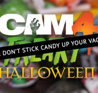 Pussy Health PSA: No Candy In Your Pussy (VIDEO)