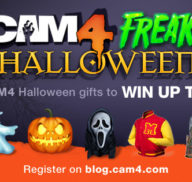 Freaky Halloween Gifting Contest