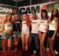 Recap of Salon Erotico Barcelona 2016 from CAM4 Spain