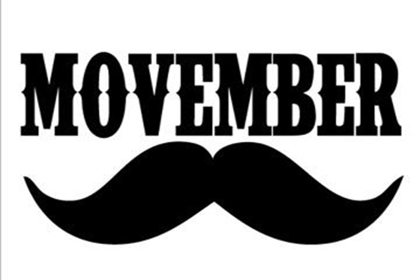 #Movember Fundraising with CAM4