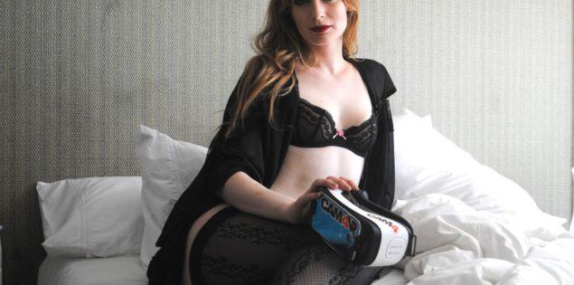 Ela Darling on the AskMen SEX100!