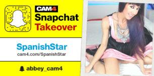 Snapchat Takeover with SpanishStar
