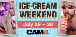 It's time to #LickIt, Ice Cream Weekend is Here!