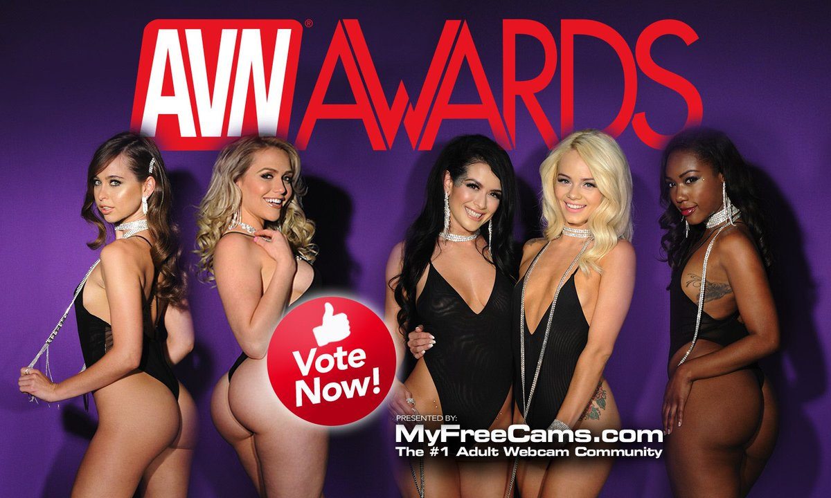 Vote for CAM4 Performers to win AVN Awards!