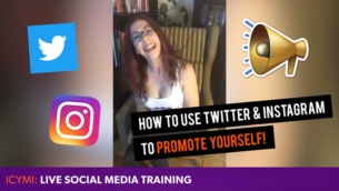 Social Media Training with SammyStrips!